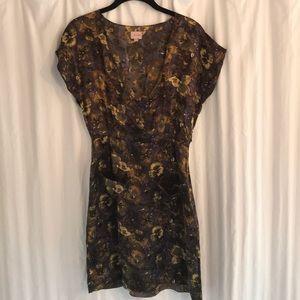 Billy Reid size 2 floral dress